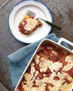 Martha Stewart freezer meals for new moms