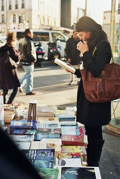 Scene Inspiration: She held the worn book, in her hands trying to ignore the building pile of guilt in her belly. Writing, she should be writing.