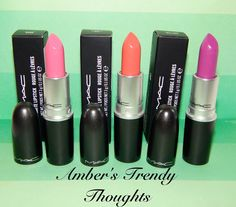 Amber's Trendy Thoughts!: The Matte Lip By MAC Cosmetics, Worth The Matte?
