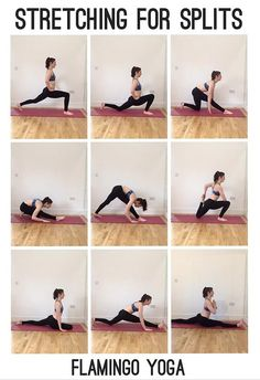 middle splits stretches  yogi posi  pinterest  middle
