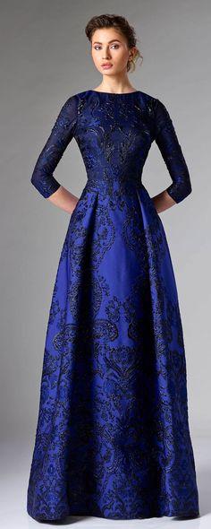 Edward Arsouni « Divina », A-H 2018-2019 - Haute couture - http://fr.orientpalms.com/Edward-Arsouni-7198