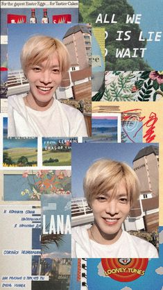 Animes Wallpapers, Cute Wallpapers, Nct 127, Bts Wallpaper, Iphone Wallpaper, Kpop Anime, Nct Yuta, Nct Johnny, Nct Life