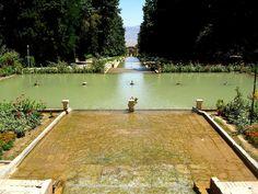 Bagh-e Shahzadeh garden, Kerman Province, IRAN