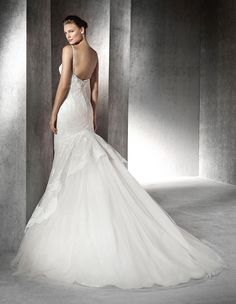 St. Patrick | ZILMA - Original mermaid wedding dress