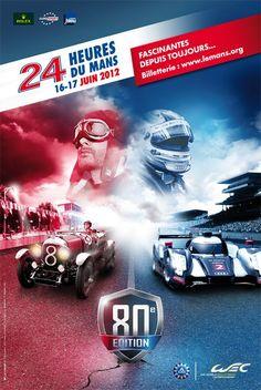 Le Mans, France The world's greatest motor race
