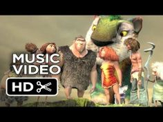 """'The Croods' acoustic music video - """"Shine Your Way"""" by Owl City"""