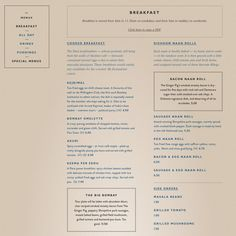 Fonts Used: Gill Sans, Cheltenham, Brandon Grotesque #Typewolf Typography Inspiration