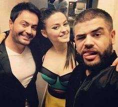 Sinan Hoxha, Enca Haxhia dhe Noizy