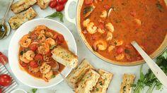 Buttery Shrimp & Tomato Cioppino