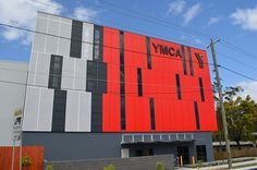 Nerang YMCA Project - Custom Made Perforated Aluminium Screens for Nerang YMCA Affordable Housing Project on the Gold Coast.