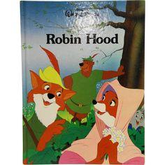 The Plot To Capture Robin Hood A Golden Book Walt Disney