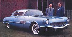 '54 Pontiac Strato Streak, Harley Earl design - CARTOPIA, A TASCHEN BOOK by JIM CHERRY