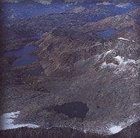 Sierras y Serranías de Colombia - Colección Ecológica del Banco de Occidente  Fotógrafo: Camilo Gómez Durán
