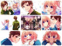 HoneyWorks 大嫌いなはずだった Koi, Zutto Mae Kara, Honey Works, Always Love You, Manga, Equestria Girls, Love Birds, Anime Love, Vocaloid