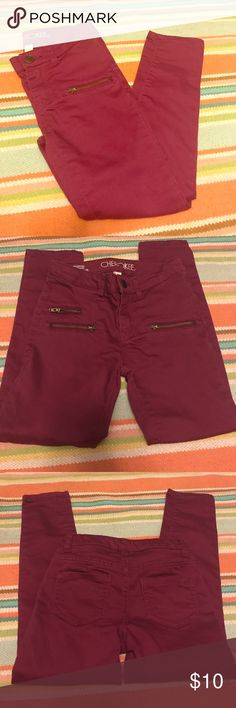 Cherokee Cherokee Super Skinny little girls Pants! Worn once. In excellent condition. Not faded. Cherokee Bottoms Jeans