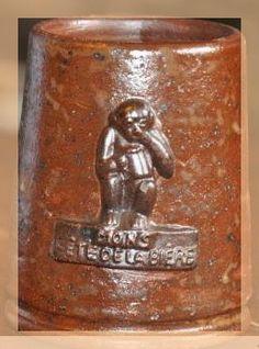 Chope fête de la bière avec singe de Mons