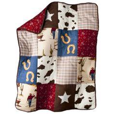 Sweet Jojo Designs Wild West 11 pc. Crib Bedding Set