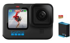 GoPro Hero 10 Black Released: Faster, Smoother and Stronger - Welcome to Camera-Site Gopro Hero, Black, Tech News, Phone, Wi Fi, Bluetooth, Places To Visit, Geek Stuff, Product Launch