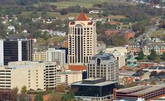 Roanoke, VA - home -the star city of the south
