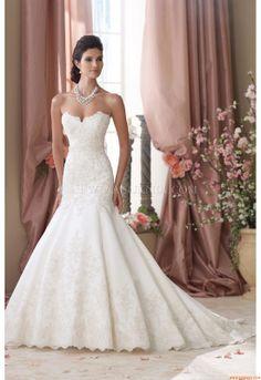 Vestidos de noiva Mon Cheri 114290 May David Tutera 2014