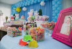 Peppa Pig e família são tema de uma divertida festa infantil