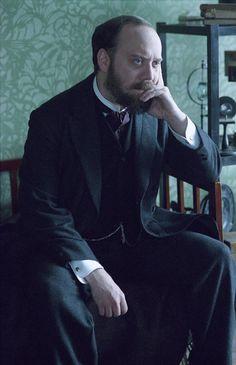 Still of Paul Giamatti in The Illusionist