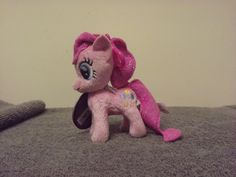 My Little Pony Pinkie Pie Plush Backpack Clip  #Hasbro