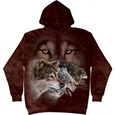 Hungry Wolf Pack Hoodie Tie Dye Adult Hooded Sweat Shirt Hoody Officially Licensed Available in Small, Medium, Large, XL & Wolf Hoodie, Tie Dye Hoodie, Cool Hoodies, Art Tutorials, Panther, Hoods, Shirt Designs, Classic T Shirts, Batman
