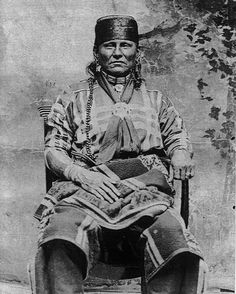Che-sho-shin-kah (aka Henry Red Eagle), the husband of Rosey Red Eagle - Osage (Beaver Band) - before his death in 1929