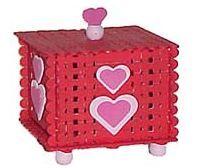 Pretty+Popsicle+Stick+Valentine+Box
