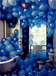 A BRIT GREEK: BIRTHDAY BUMPS, BALLOONS & GETTING OLDER