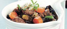 Hedelmäinen lammaspata Pot Roast, Meat, Cooking, Ethnic Recipes, Koti, Carne Asada, Kitchen, Roast Beef, Brewing