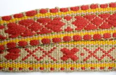 Tablet Weaving, Norway, Embroidery, Blanket, Band, Crochet, Needlepoint, Sash, Ribbon