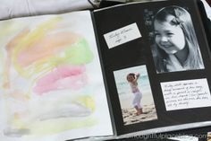 I have a mountain of artwork to go through.. some good tips here for sorting it out    Organize artwork with a thoughtful place