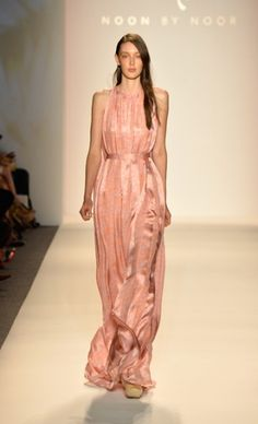 Mercedes-Benz Fashion Week : Spring 2014 : noon by noor