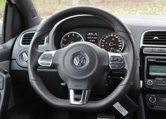Essai Volkswagen Polo GTI : les photos