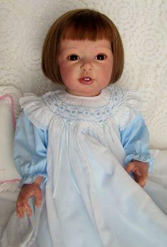 Custom Order Suzanne Stoete, Vintage Toddler