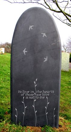 This headstone is appropriate for Henrietta because she never really died. She lived on in HeLa and her children. Cemetery Statues, Cemetery Headstones, Old Cemeteries, Cemetery Art, Graveyards, Memorial Stones, Historical Monuments, Garden Stones, Stone Carving