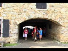 Fort Ticonderoga Video, love Fort Ti