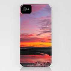 Rainbow Sunset  iPhone Case by F Photography and Digital Art - $35.00
