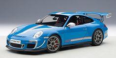 Porsche 911 (997) GT3 RS 4.0 AUTOart Diecast Models
