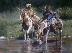 John Fawcett art