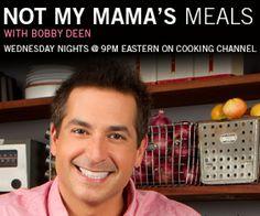 healthier Paula Dean recipes - Jamie & Bobby Dean