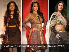 Lakme Fashion Week Summer Resort 2012 - Day 4
