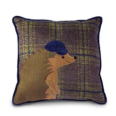 Mr Hedges Cushion