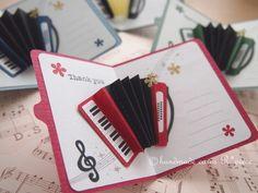 【オーダーカード】アコーディオンの飛び出すカード – ハンドメイドカードR*piece(れいんぼーぴーす) Fancy Fold Cards, Folded Cards, Teachers Day Gifts, Tarjetas Pop Up, Action Cards, Diy And Crafts, Paper Crafts, Paper Pop, Diy Gift Box
