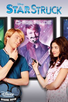 StarStruck Poster Artwork - Sterling Knight, Danielle Campbell, Maggie Castle - http://www.movie-poster-artwork-finder.com/starstruck-poster-artwork-sterling-knight-danielle-campbell-maggie-castle/