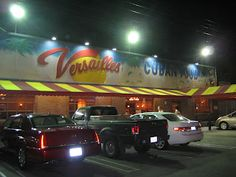 Versailles in Culver City (Cuban food)