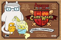 Adventure Time Card Wars Doubles Tournament Card Game Cry... https://www.amazon.com/dp/B01BEZTAF0/ref=cm_sw_r_pi_dp_lQCLxbTVAT1F7