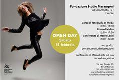 Vieni a conoscerci il 15 febbraio_OpenDay alla Fondazione Studio Marangoni